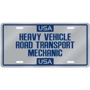 New  Usa Heavy Vehicle Road Transport Mechanic  License