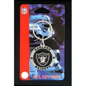 NFL Key Ring   Oakland Raiders Logo: Everything Else