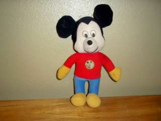 Knickerbocker 1976 Walt Disneys Mickey Mouse Club Doll