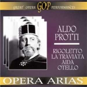 Cecilia Orchestra, Aldo Protti, Hilde Gueden, Mario del Monaco, Renata