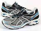 Asics GEL Doha White/Black/Silver Mens 2011 Indoor Sports B200Y 0190