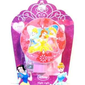Disney Princess Night Light (C): Home Improvement