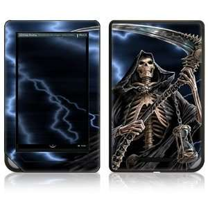 Nook Color Decal Sticker Skin   The Reaper Skull