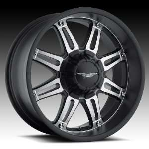 Eagle Alloys Series 027 Black Wheel with Painted Finish (20x9/6x135mm