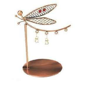 Jewelry Earring Holder Tree Organizer Stand Display Home & Kitchen