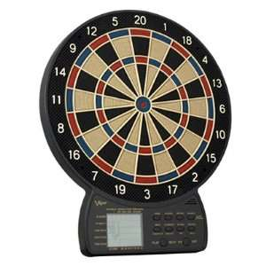 Viper Luna Electronic Dart Board Sports & Outdoors
