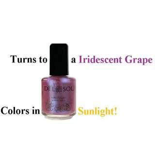 Del Sol ? Color Changing Nail Polish ? Secret Crush ?