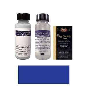 Oz. Purplish Blue Pearl Metallic Paint Bottle Kit for 1993 Nissan NX