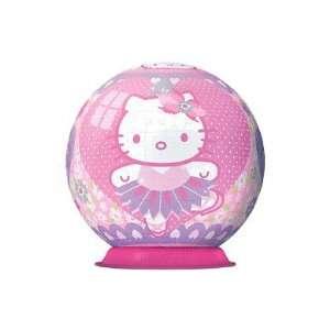 Puzzleball Hello Kitty 270 Piece Toys & Games