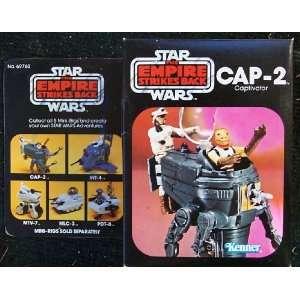 Star Wars Empire Strikes Back CAP 2 Toys & Games