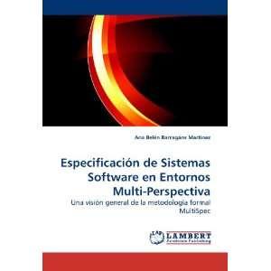 Especificación de Sistemas Software en Entornos Multi