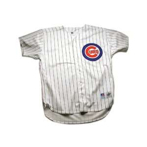 Chicago Cubs MLB Authentic Team Jersey by Majestic Athletic (Home w