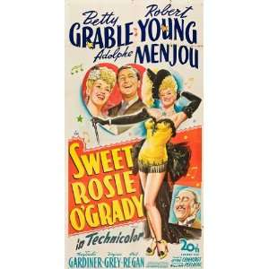Sweet Rosie OGrady Movie Poster (11 x 17 Inches   28cm x