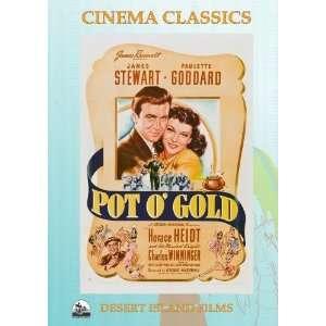 Pot O Gold Jimmy Stewart, Paulette Godard, George