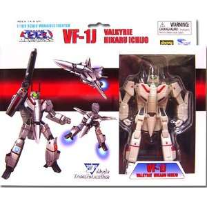 Transformable Hikaru Ichijos VF 1J Veritech Fighter Toys & Games