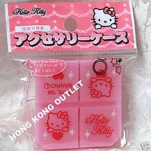 Sanrio Hello Kitty Pill Case Box Pills Tablet Storage Case J13