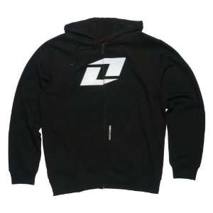 XXL BLACK ONE INDUSTRIES EXPO ZIP HOODIE