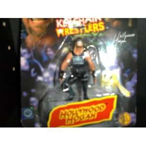 WCW Hollywood Hogan Wrestler Keychain