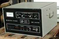 SPECTRA PHYSICS 164 ION LASER/265 POWER SUPPLY EXCITER
