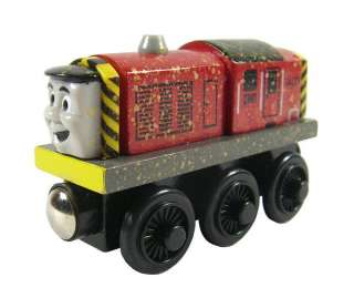 Gold Dust Salty Thomas Friends The Train Wooden Engine Toy H136