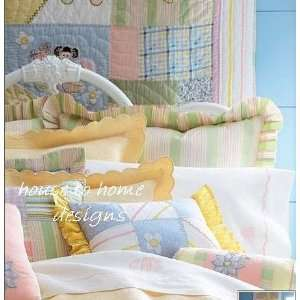 Fairy Pixie Chix Euro Sham: Home & Kitchen