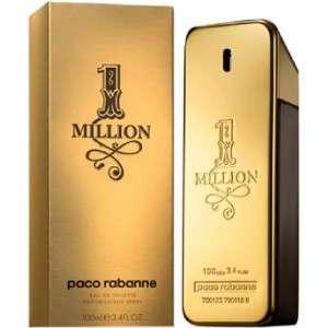 ONE MILLION By PACO RABANNE Men Cologne EDT Spray 1.7 oz NIB