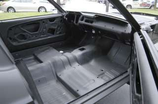 1967 FORD MUSTANG FASTBACK COMPLETE BODY SHELL