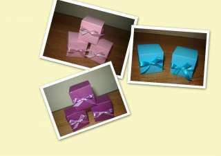 50 handmade boxes favours gifts shop wedding sales