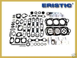 87 00 3.0 CHRYSLER DODGE PLYMOUTH HEAD GASKET SET 6G72
