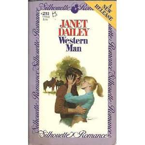 Man (Silhouette Romance, #231) (9780671572310) Janet Dailey Books