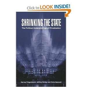 9780521630801) Harvey Feigenbaum, Jeffrey Henig, Chris Hamnett Books