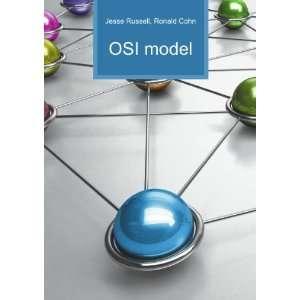 Osi model key terms table