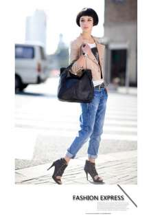 DUDU Brand Italy Women Genuine Leather Handbag Tote Shoulder Satchel
