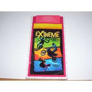 Extreme Sports 32 Foil Valentine Cards with 35 Stickers
