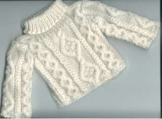 DOLL CLOTHES fits American Girl Fishermans Ski Sweater