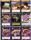 dinosaur king cards