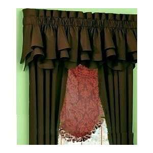 Waverly Muse Chocolate/Red Balloon Shade
