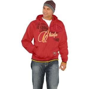 III Kansas City Chiefs Halftime Hooded Sweatshirt Extra Large
