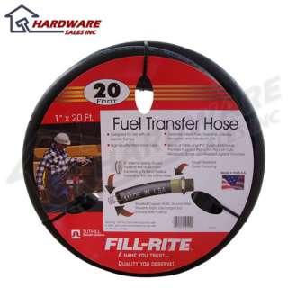 Tuthill Fill Rite FRH10020 Fuel Transfer Hose 20x 1