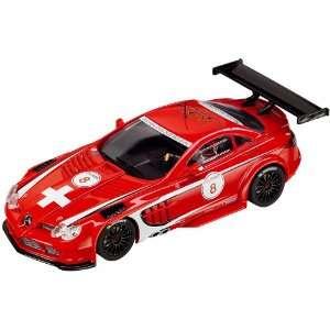 Carrera 1/32 Scale Slot Car Mercedes Benz SLS Mclaren Toys & Games