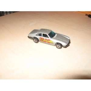 1977 Jaguar XJS Hot Wheels Diecast Toy Car