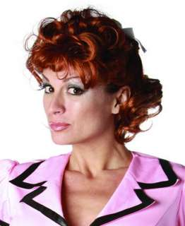 FUNNY LADY I LOVE LUCY HALLOWEEN COSTUME WIG