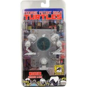 Teenage Mutant Ninja Turtles   Mouser Exclusive 3 Pack