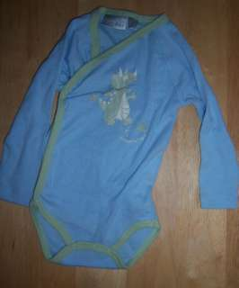 Onesie, Long or Short, Gerber, Circo, Triceratops, Flowers