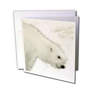 SmudgeArt Polar Bear Designs   MaMa Bear   Greeting Cards