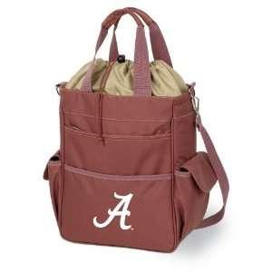 Alabama Crimson Tide Crimson Large Insulated Tote Bag