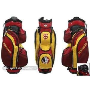 Florida State Seminoles Cart Bag 15 Pocket Sports