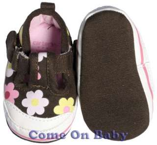 Newborn Infant Girls Toddler Baby Mary Jane Shoes 0 3 Months NB