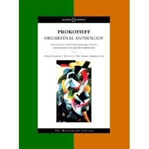 Suite) (9780851622040): Sergei Prokofiev, Serge Prokofieff: Books
