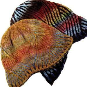 Knitwhit Patterns, Nepali Hat   793289 Patio, Lawn